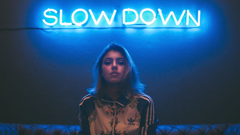 Slow down - Leven zonder stress