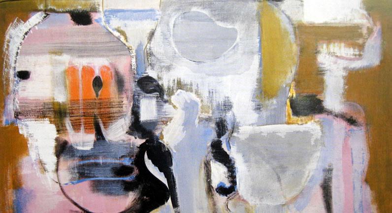 Mark Rothko, #3 1947 (detail)