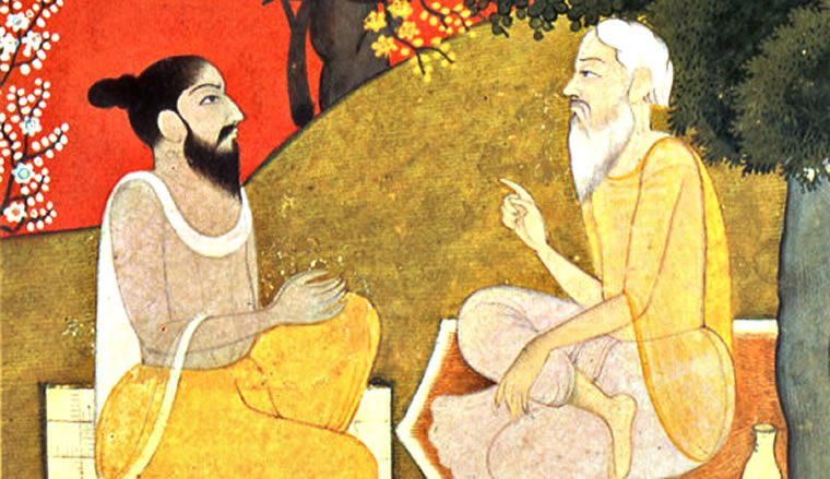 Teaching Upanishads