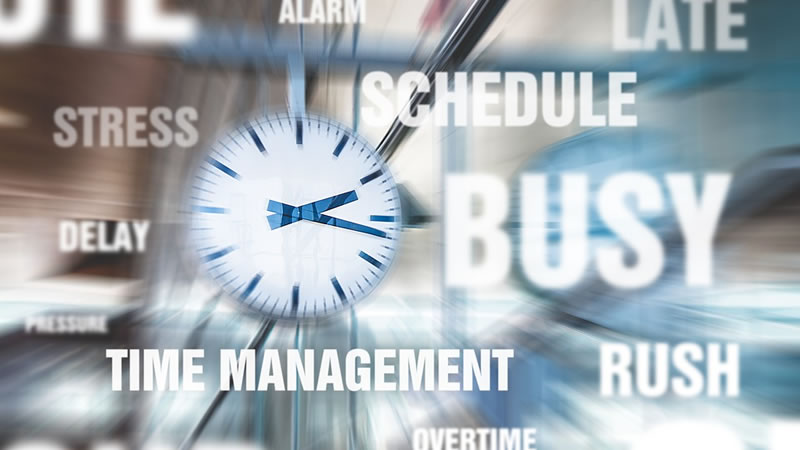 klok time management