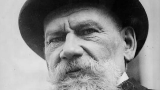 Sieuwert Haverhoek over Lev Tolstoj - Wat ik geloof
