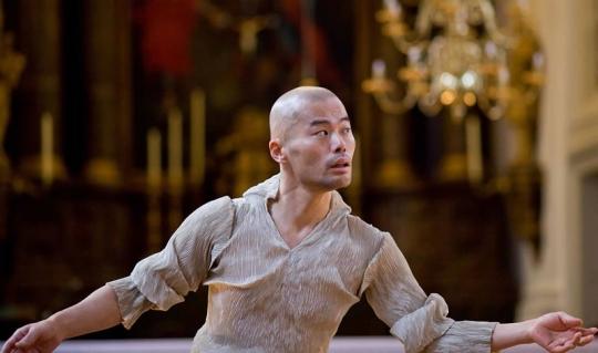 Dance, Perception and Spirituality - Kenzo Kusuda