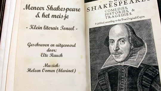 Meneer Shakespeare en het meisje