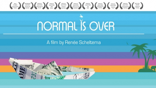 Normal Is Over The Movie - by Renée Scheltema