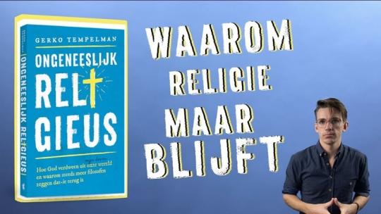 Ongeneeslijk religieus boekomslag