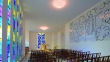 Henri Matisse interieur kerkzaal Vence