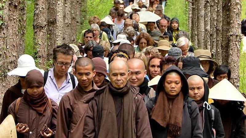 Thich Nhat Hanh mindfulness meditatie
